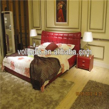 Modern King Size Wholesale Beds China Bedroom Sets   Global Sources