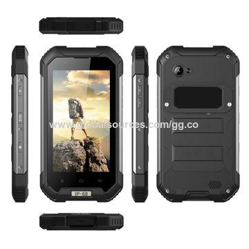 Ip68 Rugged Smartphone Similar Bv6000 3g 4 5 Screen