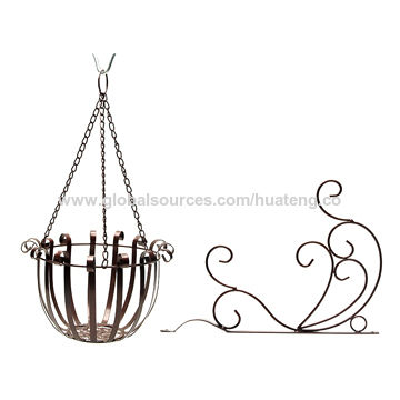 small decorative metal basket birds and flowers china.htm china garden metal wire hanging baskets  customized sizes and  china garden metal wire hanging baskets