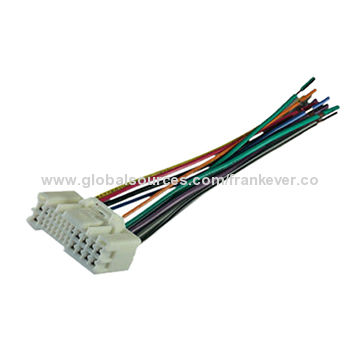 china car wiring harnesses suitable for ford iso bmw amplifier rh globalsources com BMW E46 Wiring Harness BMW E46 Wiring Harness