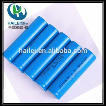 China ICR18650 Battery