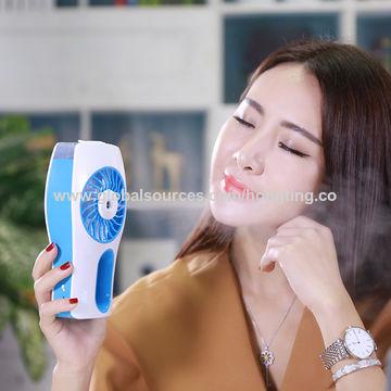 China Mini Beauty Humidify Fan