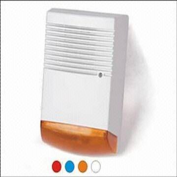 Outdoor Siren and bell box and alarm siren and burglar siren