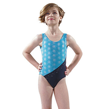 fbacfd24ce5f China One-piece Girl s Gymnastics leotards