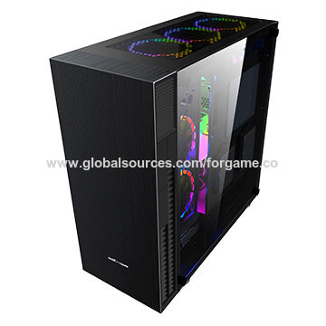 China Gaming Pc Case From Guangzhou Trading Company Forgame Gz