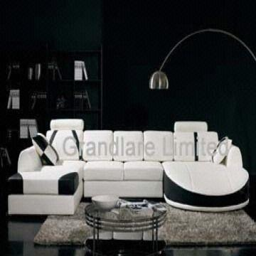 Swell Modern Style Real Leather Corner Sofa Set Living Room Andrewgaddart Wooden Chair Designs For Living Room Andrewgaddartcom
