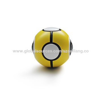 China 360° Video Action Camera for Mobile Phone, Ping-pong Sized, with Dual-lens, 4K Resolution