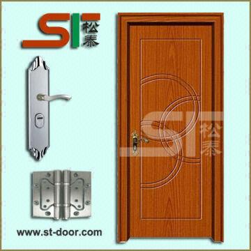 Latest Design Wooden Interior Mdf Pvc Doors Global Sources