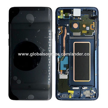 China LCD Screen Digitizer for Samsung Galaxy S9 Plus from Shenzhen