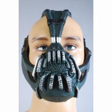 ... Hong Kong SAR Halloween Mask Batman Bane Mask Party Masks Halloween costume  sc 1 st  Global Sources & Halloween Mask Batman Bane Mask Party Masks Halloween costume ...