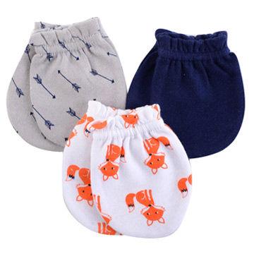 0ac9408d88e47 China manoplas 100% y guantes del bebé del algodón encendido Global ...