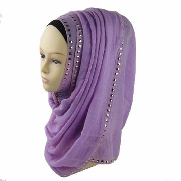 Fashionable Muslim Scarf for Girl