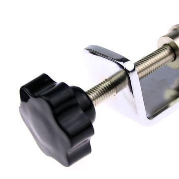 HUK Lock Vice Locksmith Practice Stand Tool Clip Euro Cylinder Rim Training Fix