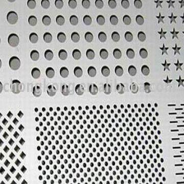 Quality Perforated Metal Sheets Round Hole Square Hole Slot | Global ...
