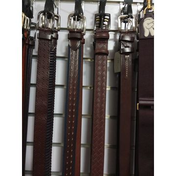 China Fashion genuine leather belts with metal buckle,available with various colors and sizes