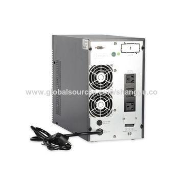 China 1/2/3kVA Online UPS from Shenzhen Manufacturer