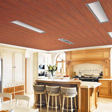 Pvc Wood Finishes Laminated Ceiling Panel Global Sources