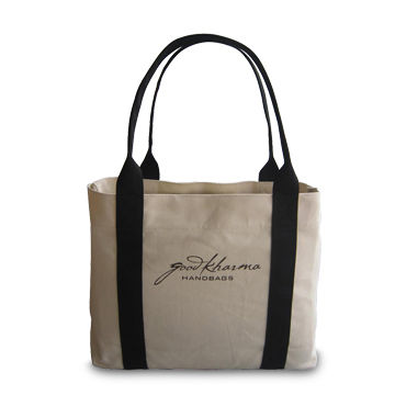 China Canvas Shopping Bags from Shenzhen Trading Company: Bole co ...