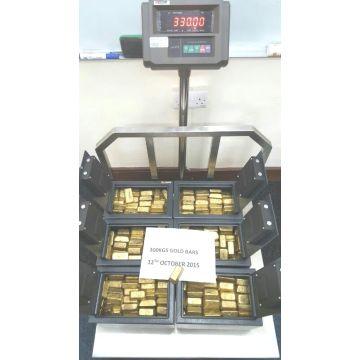 Au Gold Dore Bars | Global Sources