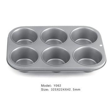 muffin pan/bakeware - Jumbo Muffin Cake Tin In 4 Sizes | Global Sources