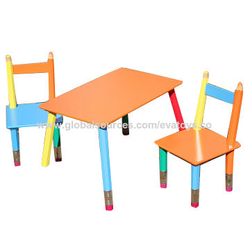 Childrenu0027s Study Table And Chair Sets China Childrenu0027s Study Table And  Chair Sets