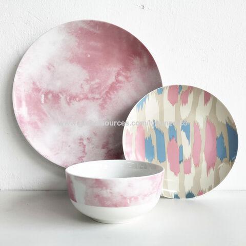 Ceramic Dinnerware Porcelain Plate Set China Ceramic Dinnerware Porcelain Plate Set  sc 1 st  Global Sources & China Wholesale High Grade Ceramic Dinnerware Porcelain Plate Set ...
