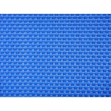 China 2 1 Weave Marine Blue Textilene Mesh Fabric For Outdoor Chairs Furnitures