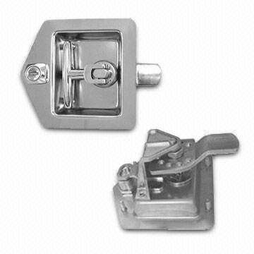 Truck Tool Box Locks >> China Foldable T Handle Latches Cabinet Lock Truck Toolbox