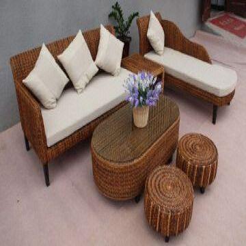China Grass Weave Furnitu