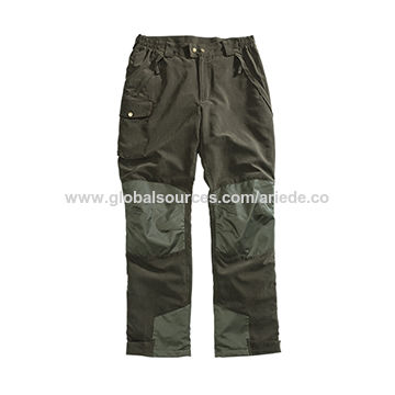 2f6fe19bd457e China Polyester fabric waterproof shooting trousers on Global Sources