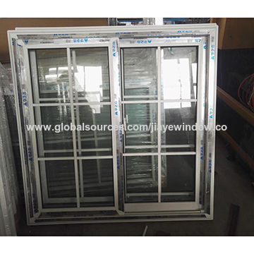 China Cheap Sliding Window Sliding Window Grill Design From Qingdao