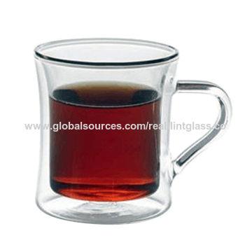 Diner From Manufacturer Wall Glass China Xuzhou Mug Classic Double TkZuPXOwi