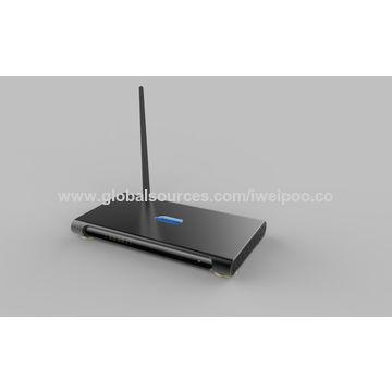 China TV Box kodi with Rockchip RK3229, 4G sim card from Shenzhen