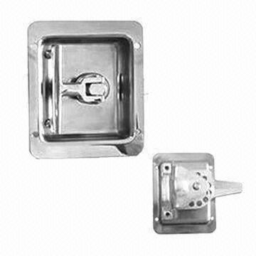 Non Locking Folding T Handle Latches Cabinet Locks Used