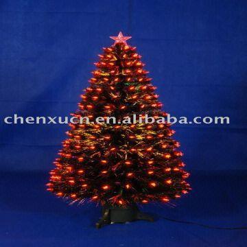red led christmas tree china red led christmas tree