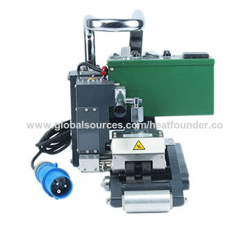 Chinaautomatic Plastic Welding Machine 50 60hz Hdpe Geomembrane Tarpaulin Welder Plastic Welding Machine On Global Sources