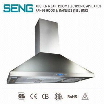 Charming China Big Air Flow Airbrush Extractor Kitchen Cooker Hood