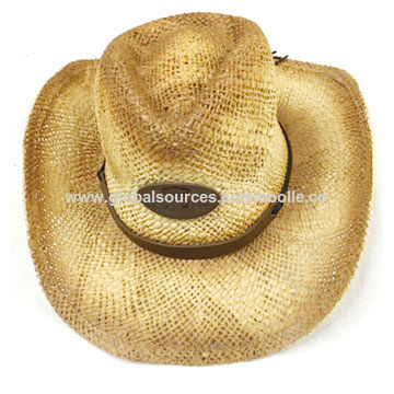 China Vintage Men s Straw Cowboy Hats from Yiwu Manufacturer  Ebolle ... eb5ba9102f4