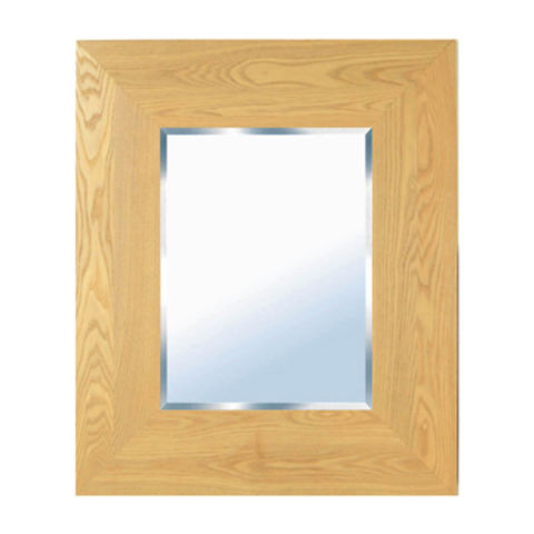 China Modern Simple wall wooden framed mirrors from Qingdao ...