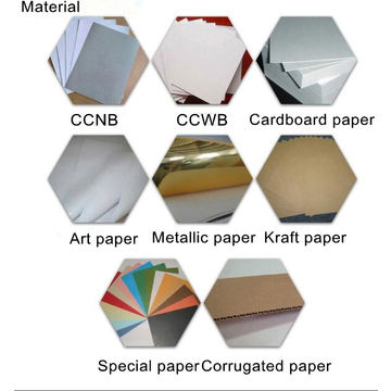 China Electronic Corrugated Kraft Paper Packing Box with Recycled Material