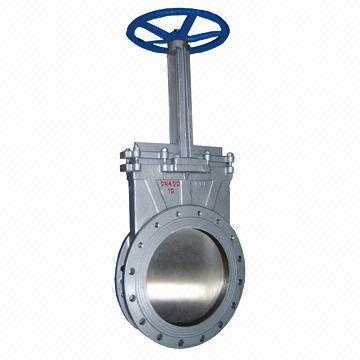 Pneumatic or manual knife gate valve subhas engineering works.
