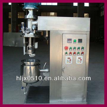 Lab 5l10l Vacuum High Shear Emulsifier Homogenizer Mixer