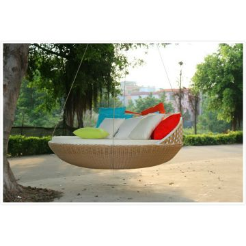 ... China Garden Swing Luxury Rattan Hammock Patio Bed