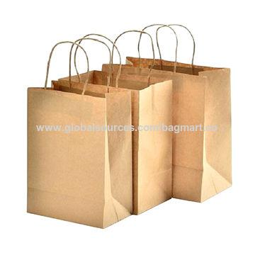 Kraft Shopping Bag China Kraft Shopping Bag