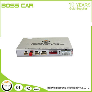 China Multimedia video interface for RNS 510 Volkswagen GPS