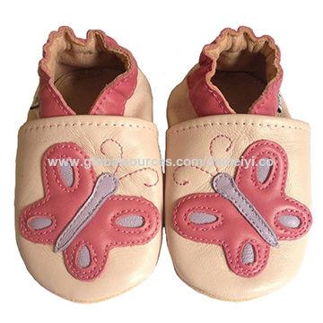 edb82e17d2 China Leather BABY SHOES from Quanzhou Trading Company: Quanzhou ...