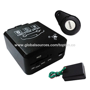 China OBD gps alarm system with J1939 Canbus Protocol from