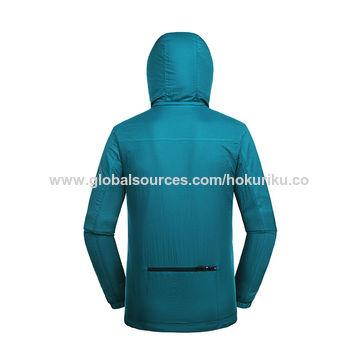 China Men's mountaineering skiing waterproof wind coat