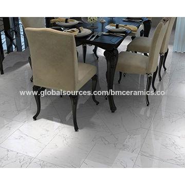 China Carrara White Polished Tile From Foshan Manufacturer Foshan