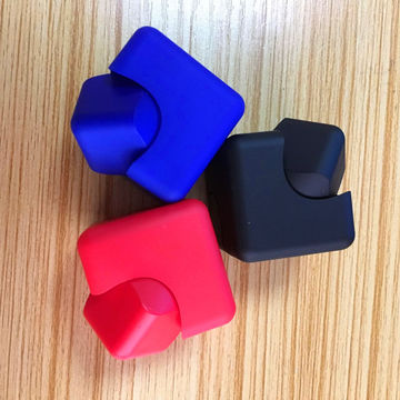 China Fidget magic cube spinner